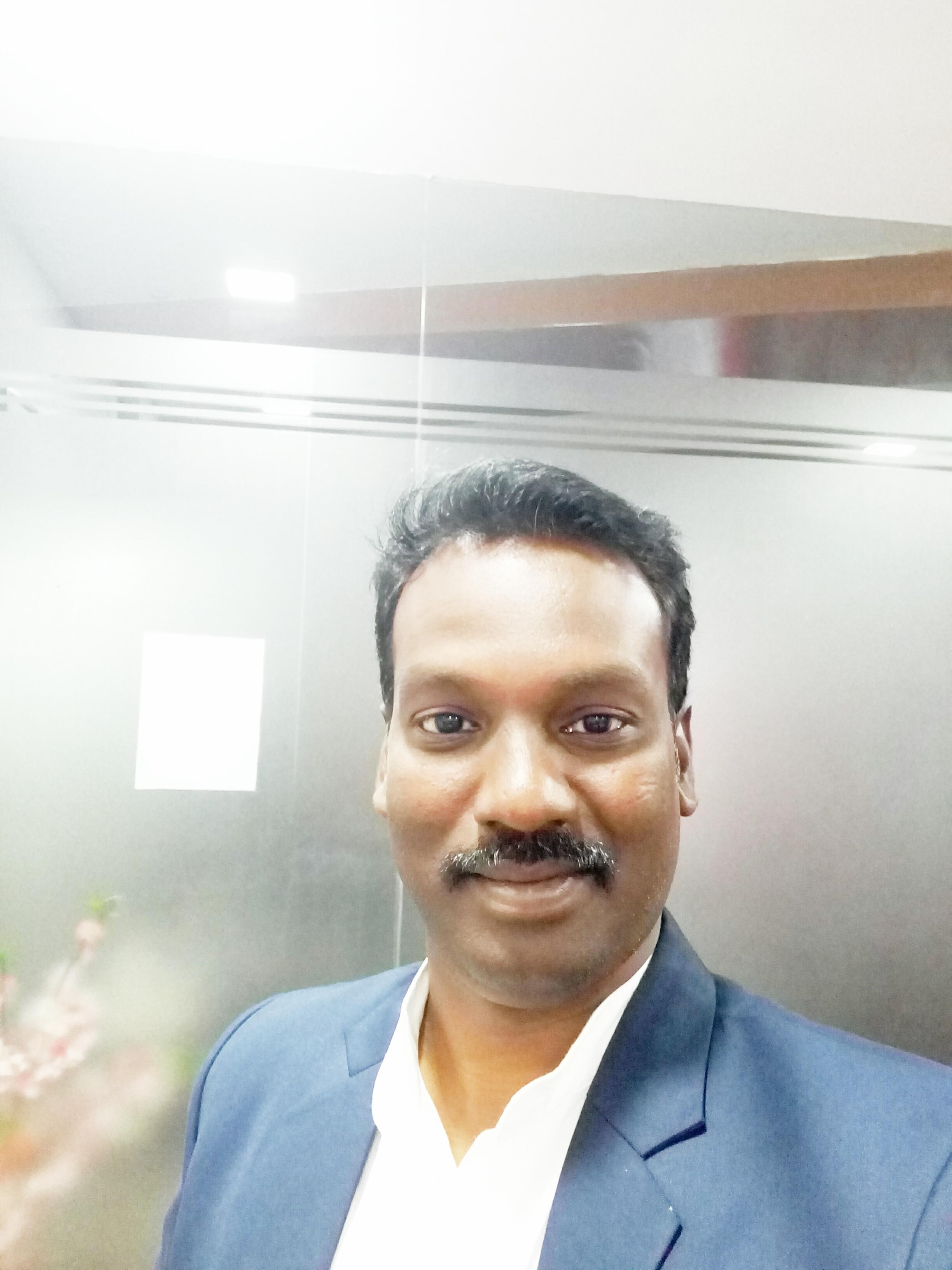 Karthik Chandragiri