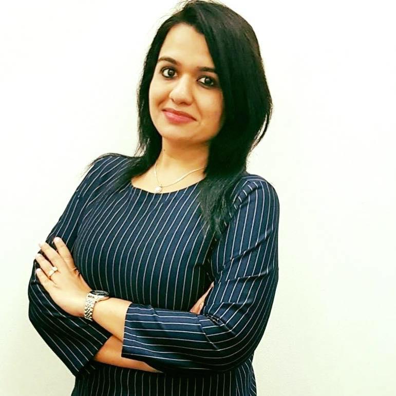 Riddhi  Parekh