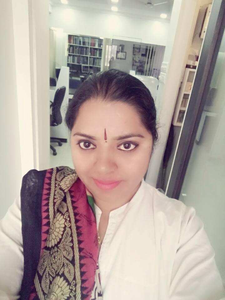 Ashvini Dhadve