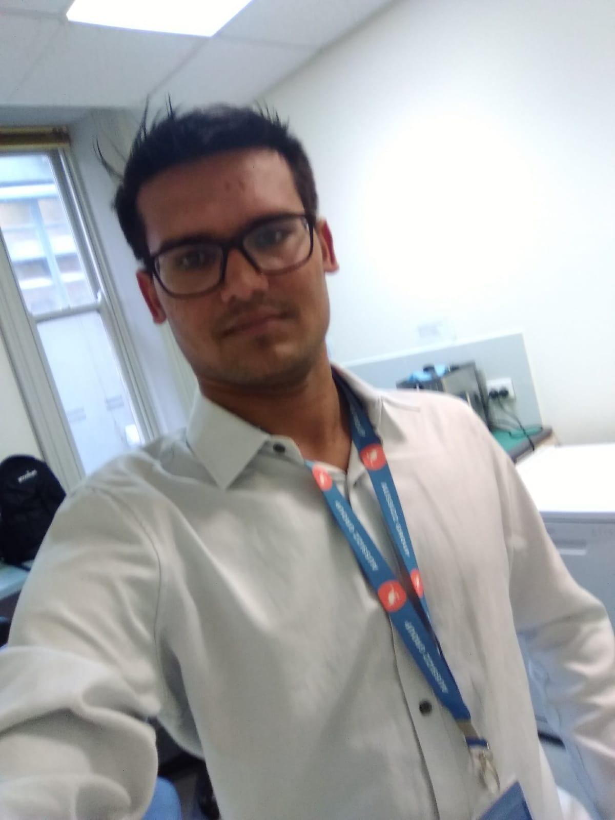 Rakeshkumar Patel